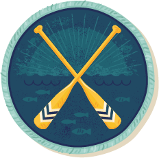 aquatics badge